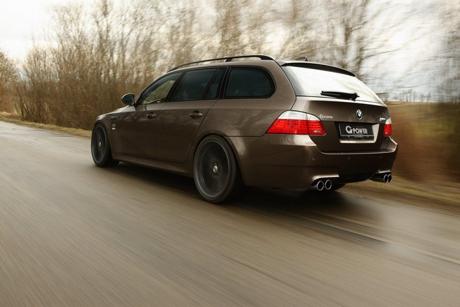 BMW modellek, BMW M5 Touring G-Power Hurricane RS