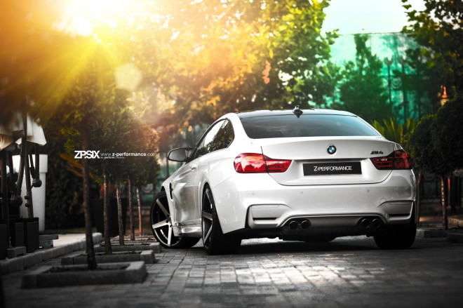 BMW M4, F82, Z Performance