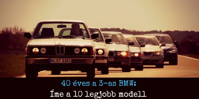 3-as BMW