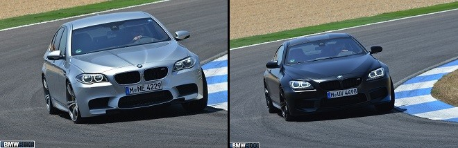 BMW M5 F10, BMW M6 F13, Competition Package