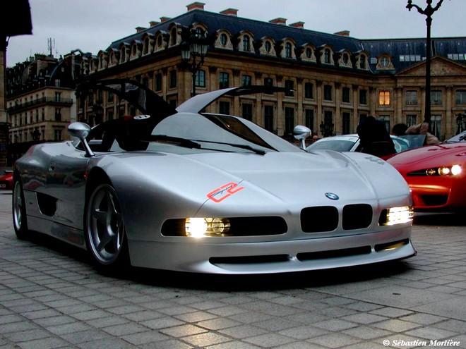 BMW árak, BMW Nazca M12