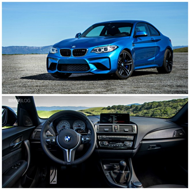 BMW M2 Coupe, BMW F87