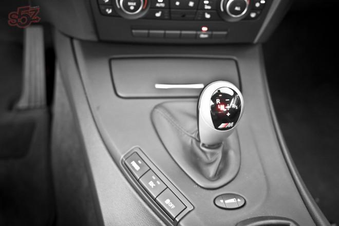 BMW E92 M3, DCT váltó
