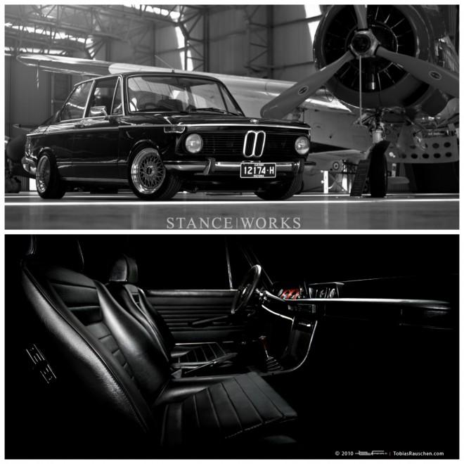 BMW 2002, BMW E10
