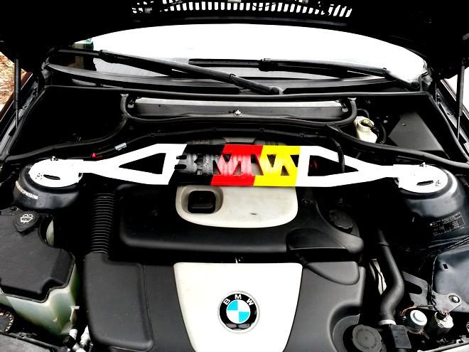 BMW E46 toronymerevítő