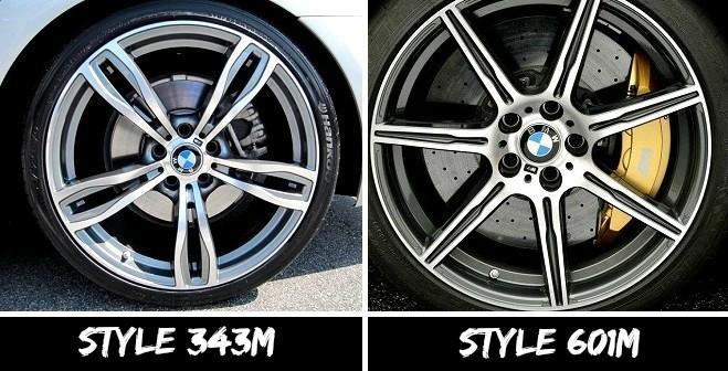 BMW style 343m, BMW style 601m,