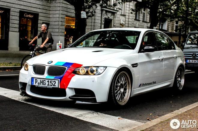 BMW E90 M3 - Sedan