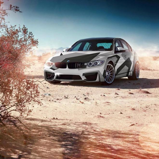 BMW F80