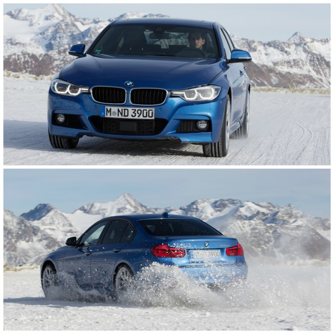 BMW 335d xDrive M Sport, F30