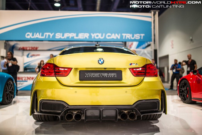 BMW M4, F82, arany