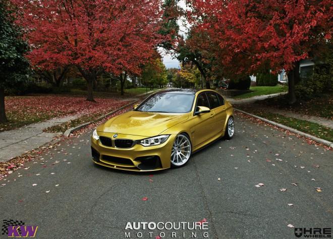 BMW M3 F82