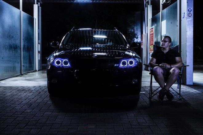 BMW 318d touring