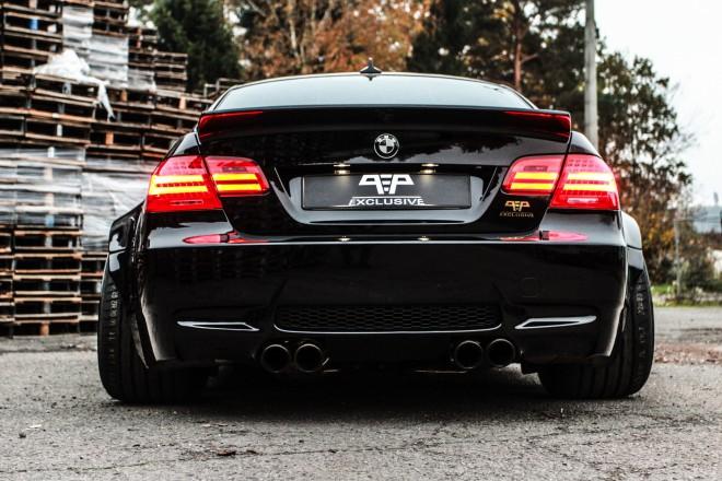 BMW E92 M3 tuning