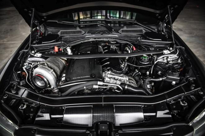 BMW E91 335i Touring, motor