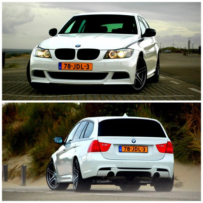 BMW 335i Touring, E91
