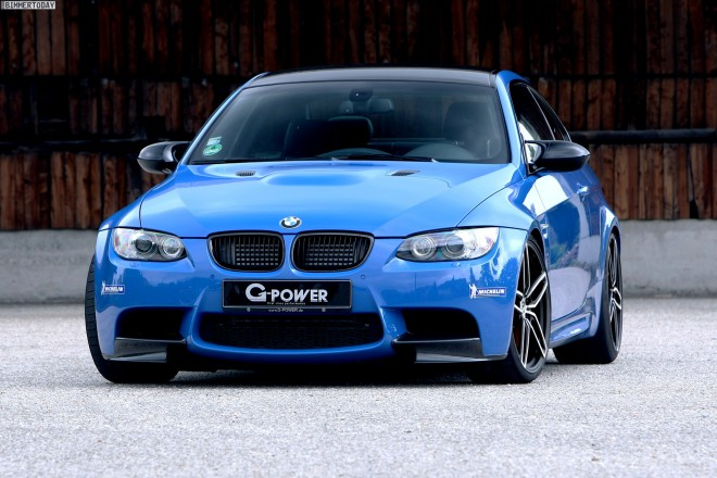 BMW E92 M3 G-Power tuning