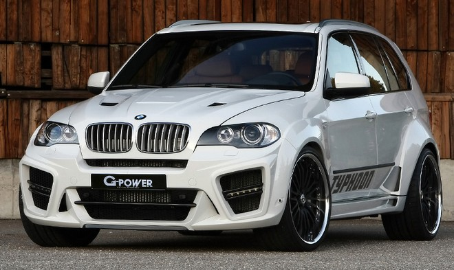 BMW modellek, BMW X5 G-Power Typhoon RS