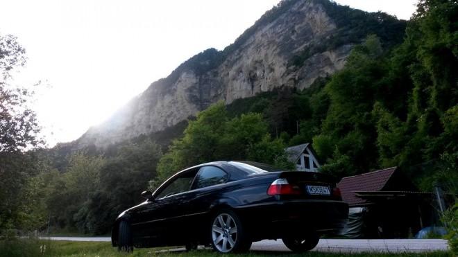 Eladó BMW E46 Coupe