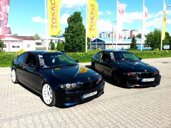 BMW E46 320 cd, BMW E46 320 ci