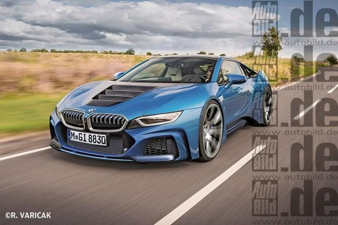 BMW M100, i8S