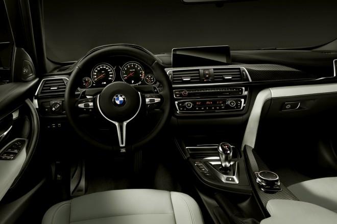 BMW F80 M3 beltér