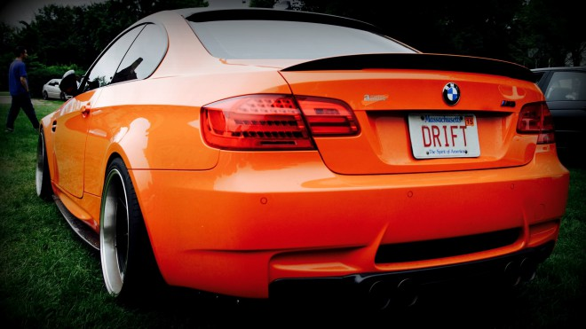 BMW M3 Coupe, E92