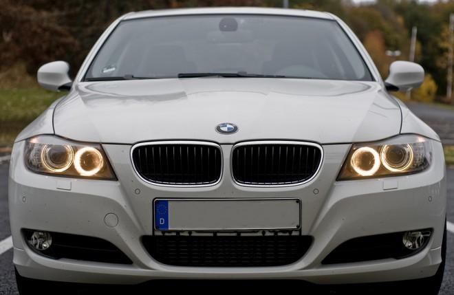 BMW 320d, E90