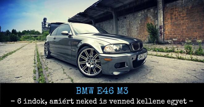 E46 M3
