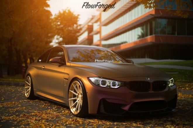 román BMW M4, egyedi, F82