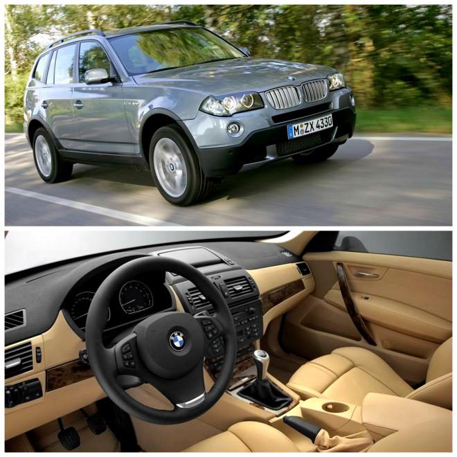 BMW E83, BMW X3