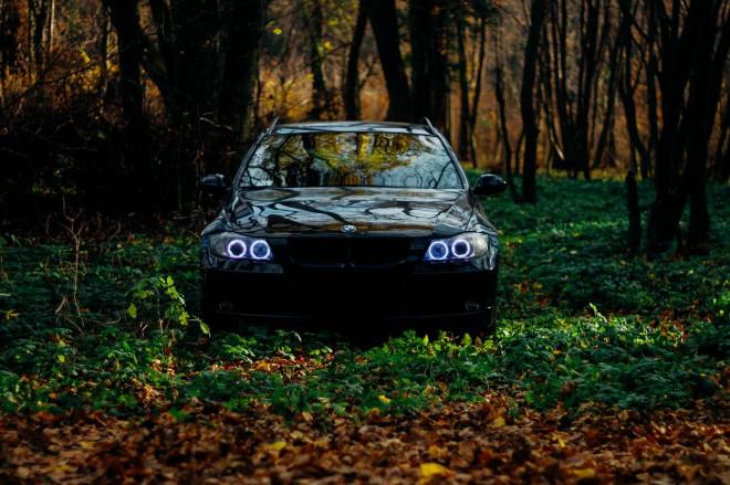 Őszi BMW képek