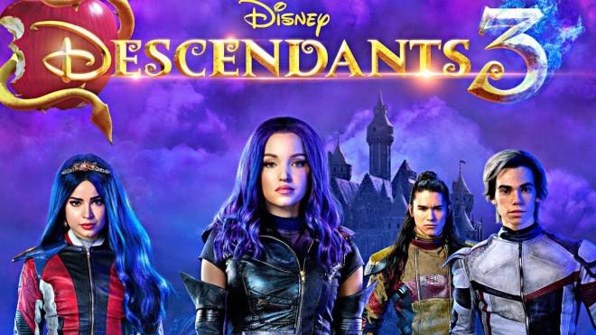 Descendants 3 2019 Full Movie Descendants 3