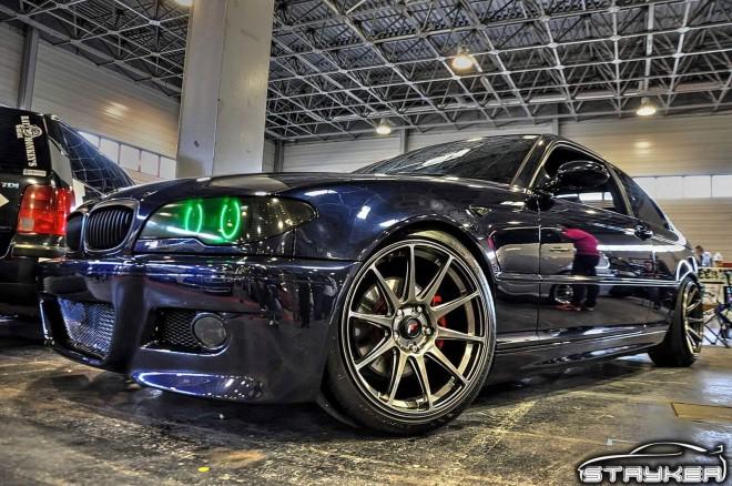 AMTS 2016, BMW