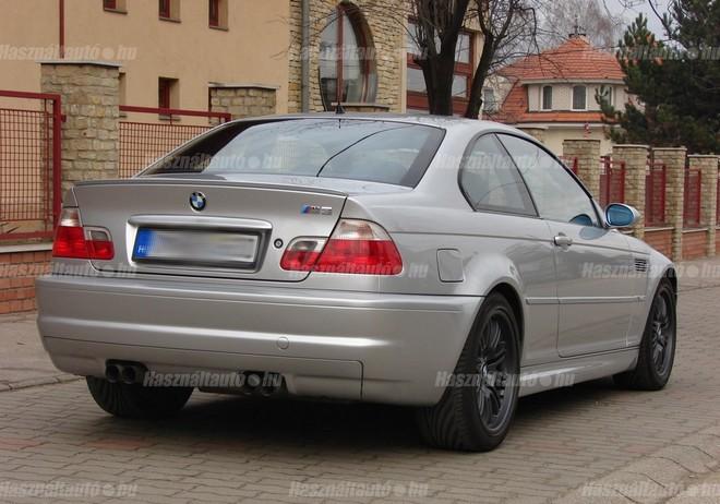 BMW M3 e46 eladó
