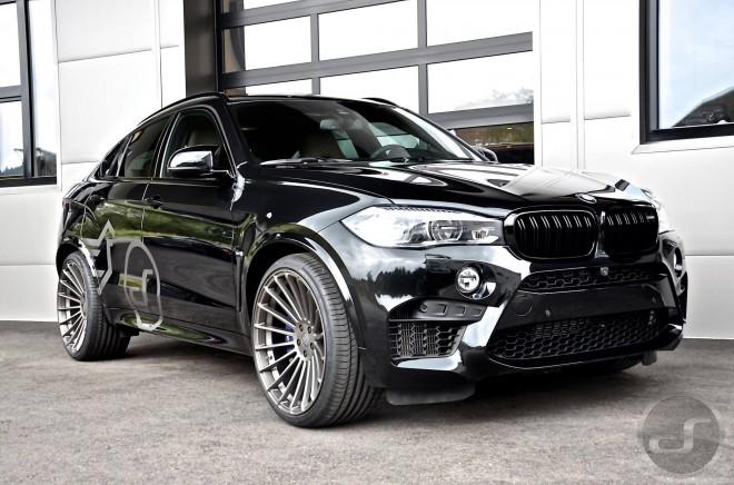 BMW X6 M, Hamann tuning