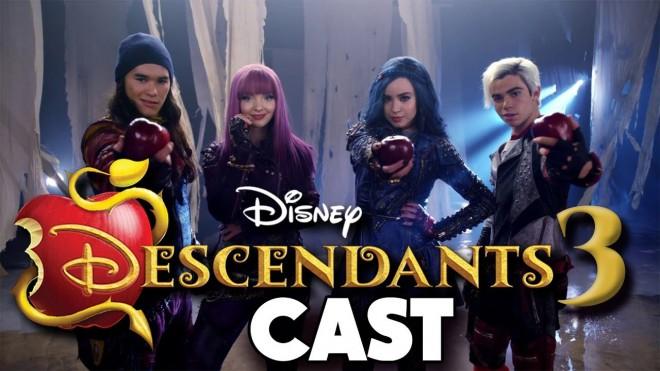 Descendants 3 Full Movie Descendants 3