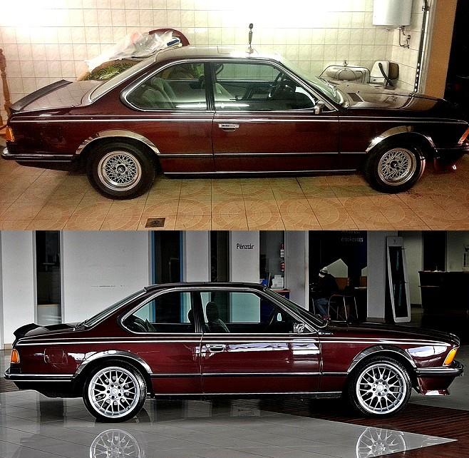 BMW Csi