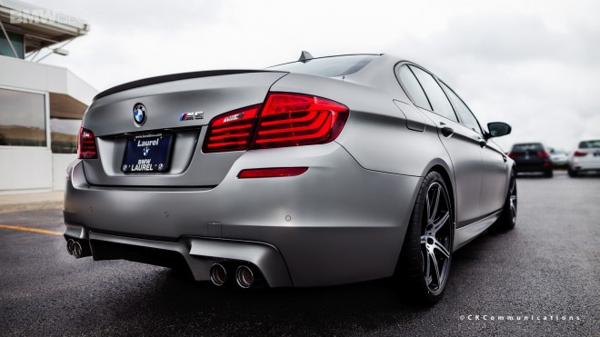 BMW F10 M5 30 Jahre Edition