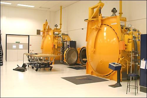 Fertőtlenítés konzerv ipar.
