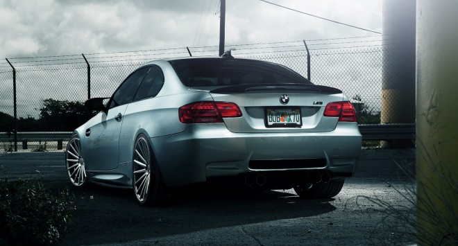 BMW E92 M3 - Vossen felni