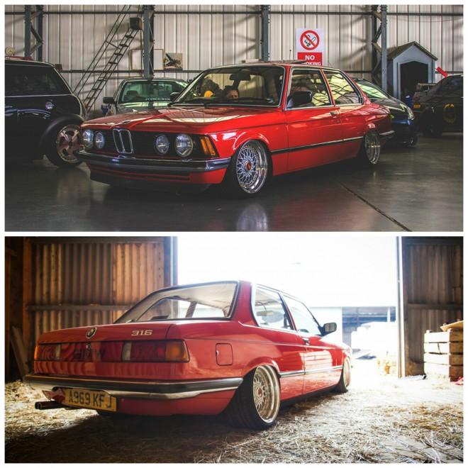 BMW E21 316