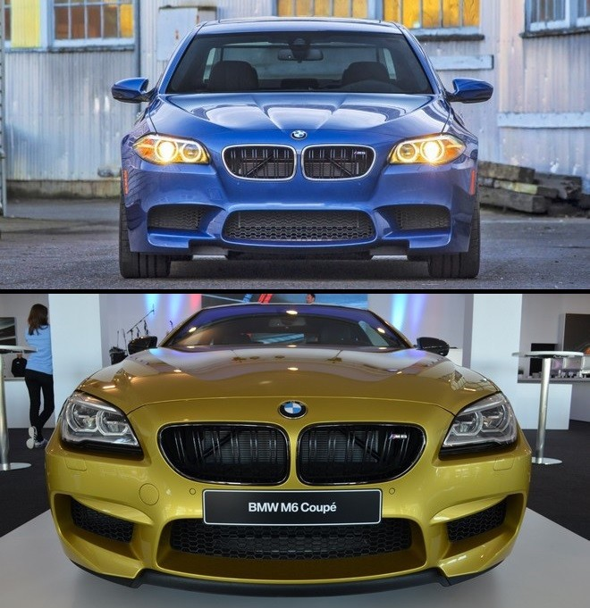 BMW M5, BMW M6, Competition Package