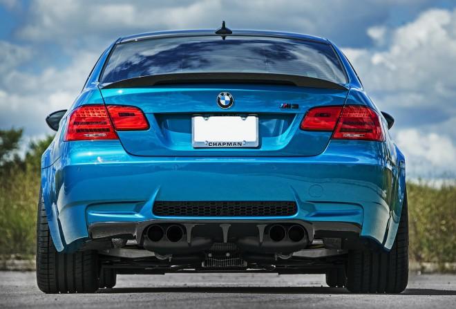 BMW E92, M3