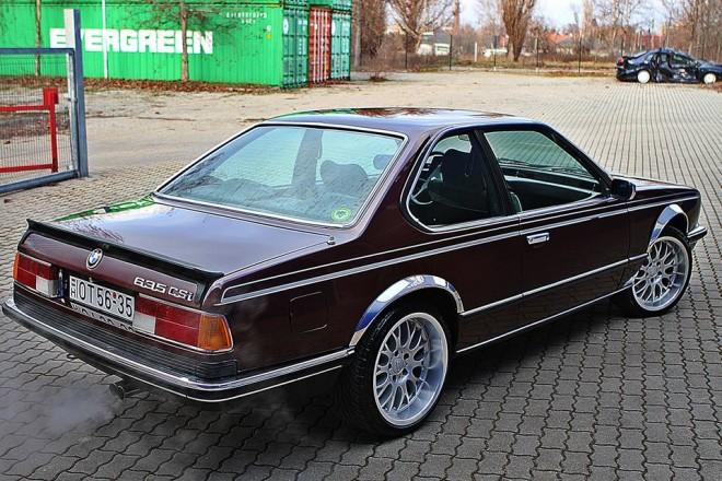 Cápa BMW