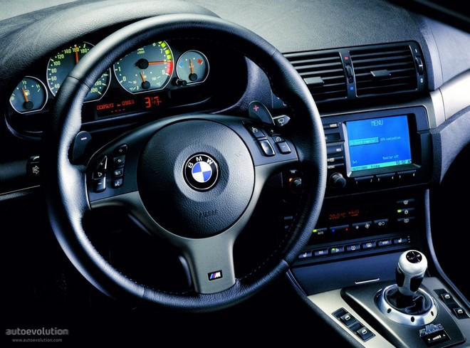 BMW M3, SMG váltó
