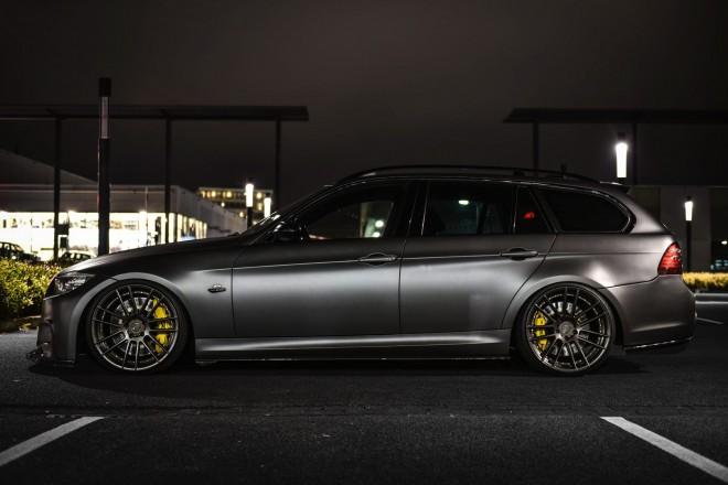 BMW E91 335i tuning