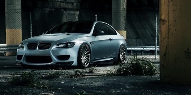 BMW E92 M3 - Silverstone Metallic