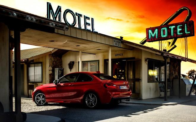 BMW M235i, F22
