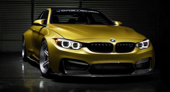 BMW M4, F82, vorsteiner