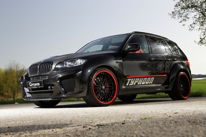 BMW modellek, BMW X5 M G-Power Typhoon